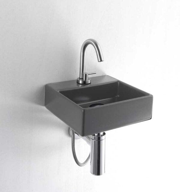 AeT Acquafredda grijs - miniwasbak - fonteintje